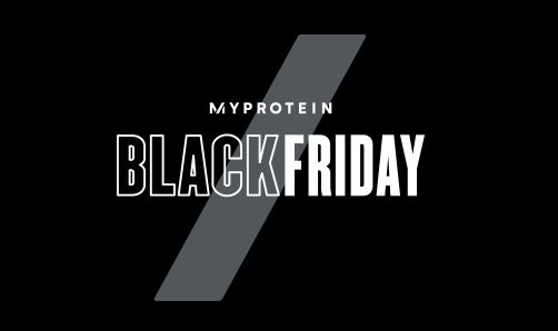 Sconti Balck friday Myprotein
