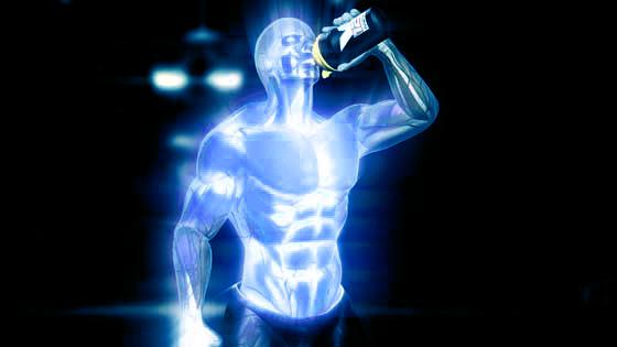 integratore pre workout