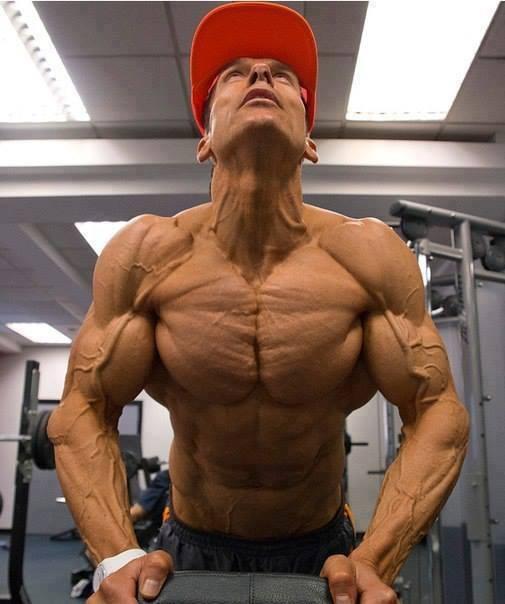 tiraggio muscolare