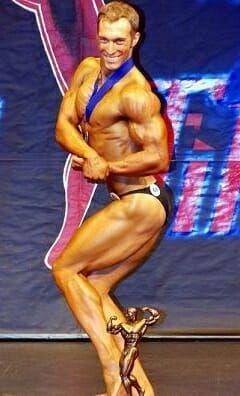 natural bodybuilding definizione