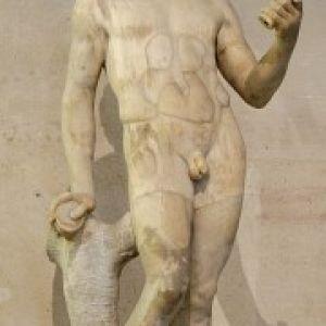 bodybuilding statua