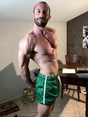 spadoni bodybuilding foto