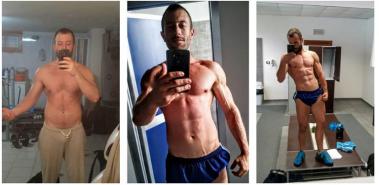 trasformazione natural bodybuilding