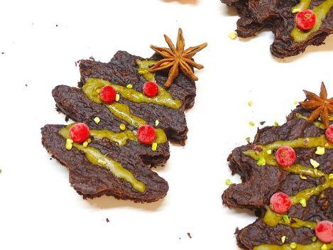 Brownies di barbabietola vegan