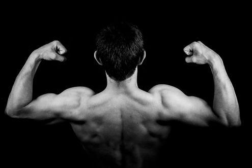 schiena natural bodybuilding